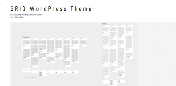 GRID WordPress