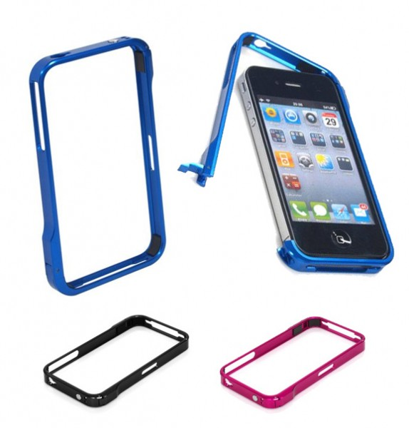 M Design Clip Bumper for iPhone4